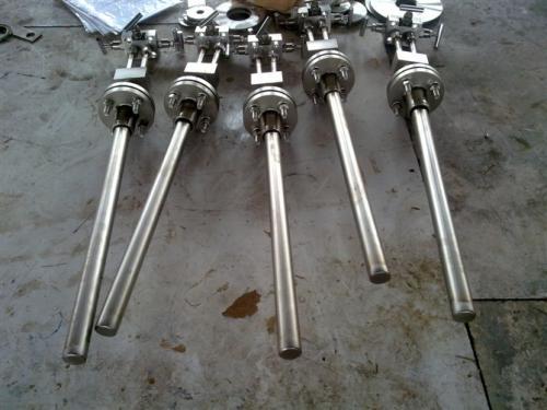 阿牛巴流量计用于高压蒸汽流量计量